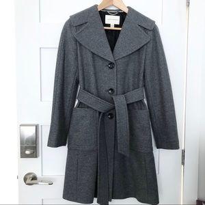 Banana Republic Wool Coat XS Petite
